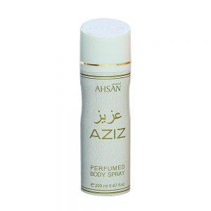 AHSAN AHSAN AZIZ DEO 200ML
